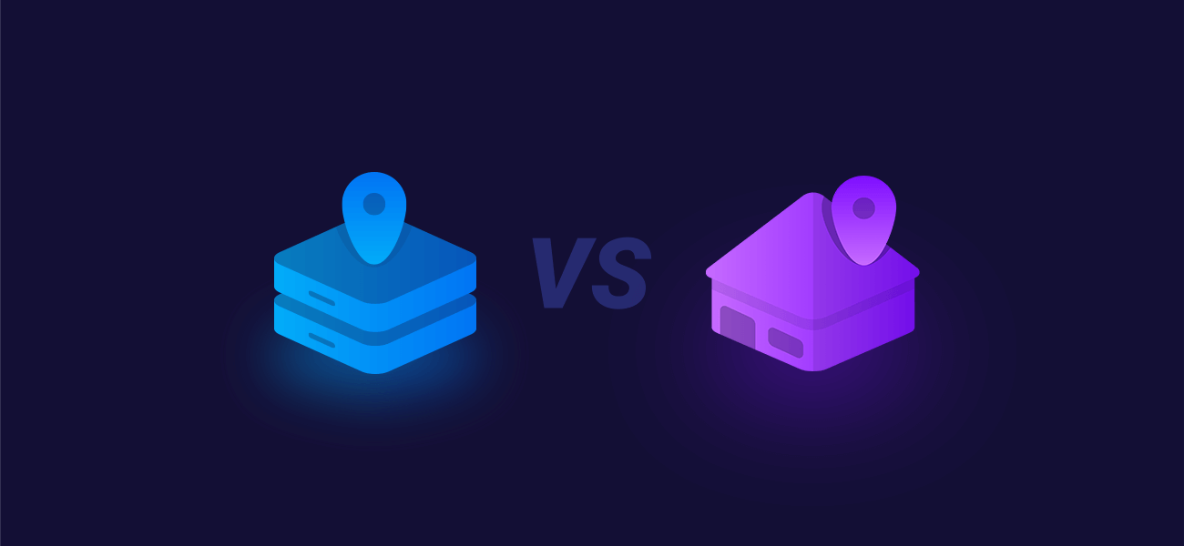 Data Center Proxies vs. Residential Proxies