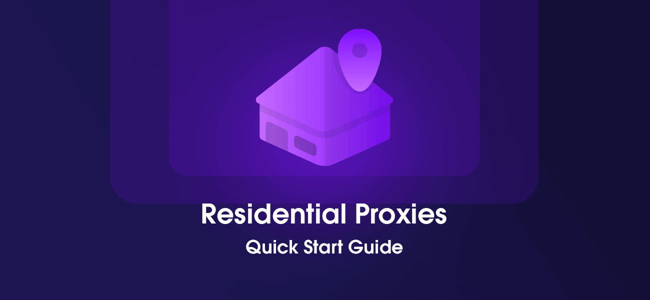 Oxylabs Residential Proxies quick start guide featured image