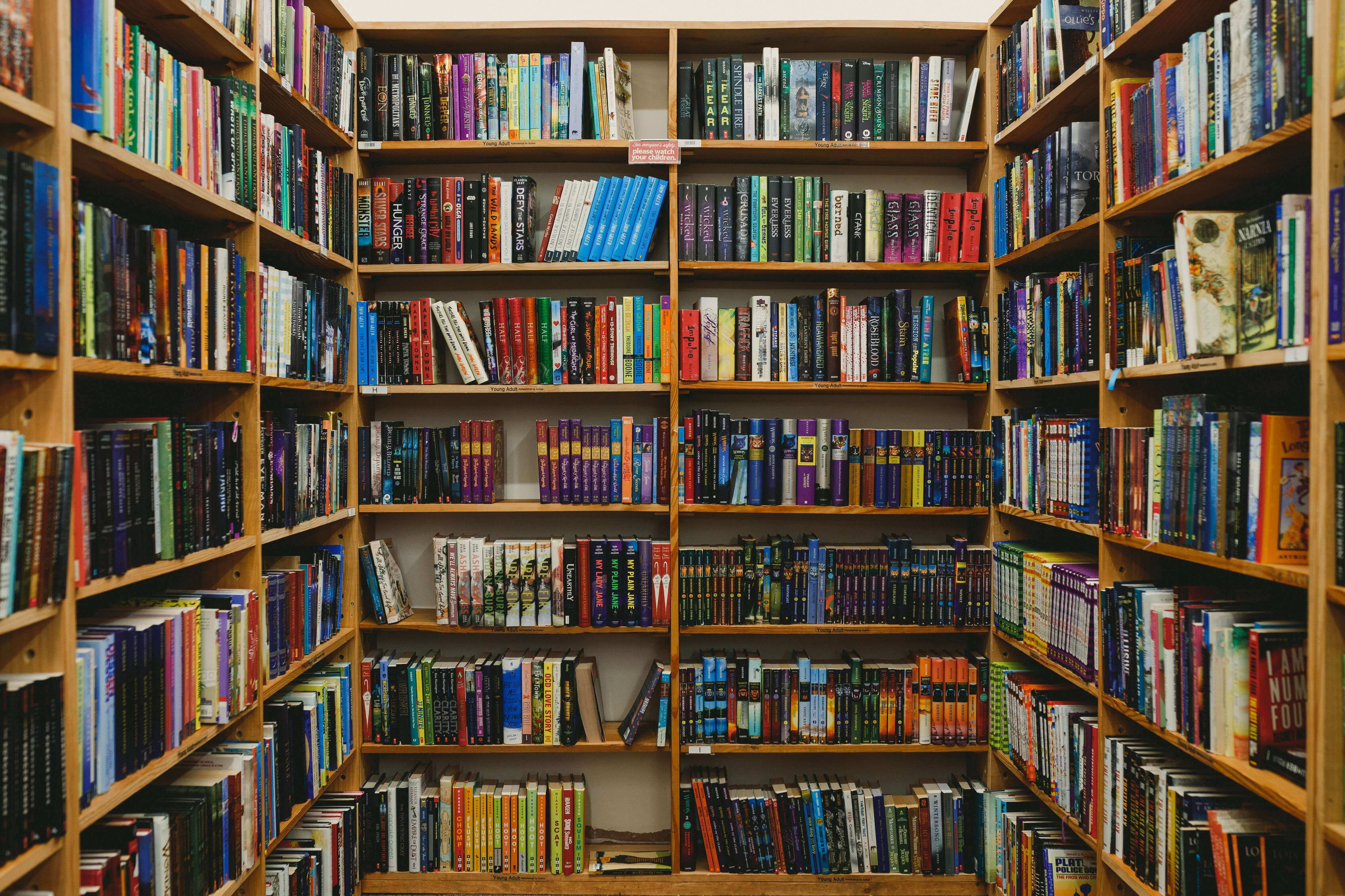 Python has an amazing collection of libraries