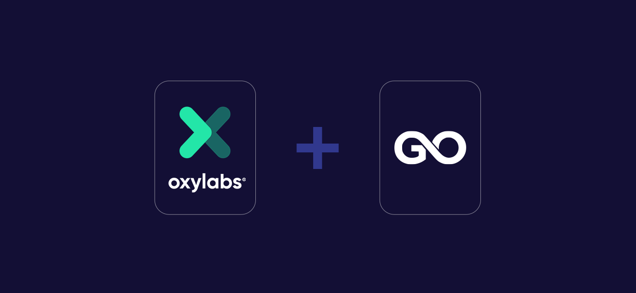 Proxy Integration With GoLogin