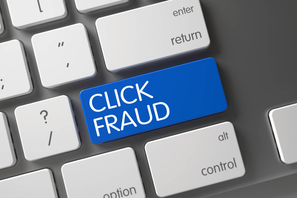 Click fraud is a severe issue for advertisers