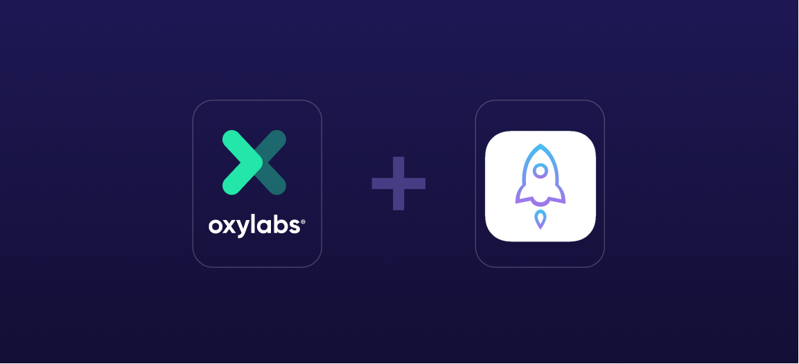 Shadowrocket Integration With Oxylabs