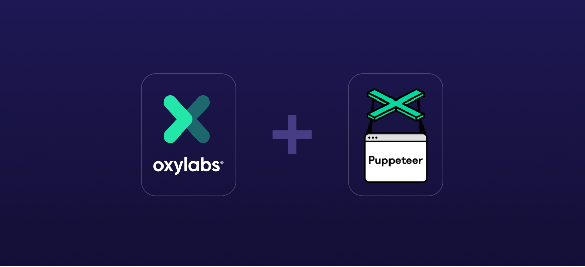 Oxylabs Proxy Integration With Puppeteer